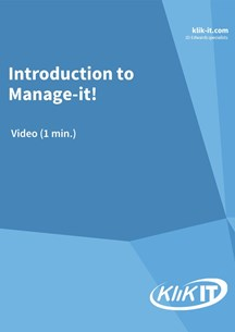 Introduction to Manage-it! How to manage test environments in JD Edwards
